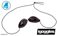 Approved iGoggles Eyewear Protection for Sunbed/Sun Shower Tanning
