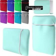 "For Various 15.6"" ASUS Notebook Laptop CHROMEBOOK Neoprene Sleeve Bag Case cover"