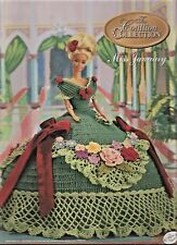 Cotillion Collection #1 Miss January Annie's Fashion Doll Gown Crochet Pattern
