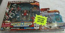 TRANSFORMERS POWER CORE COMBINERS GRIMSTONE SPECIAL VALUE OFFER W/ UNDERTOW 2010