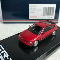 1/64 Hobby Japan Honda CR-X SiR EF8 Red HJ641005R