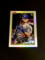 Gavin Lux 2020 Bowman Chrome 1990 Retro Rookie RC Refractor 90B-GL Dodgers