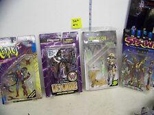 Spawn Set of 4 Girl Figures set #4