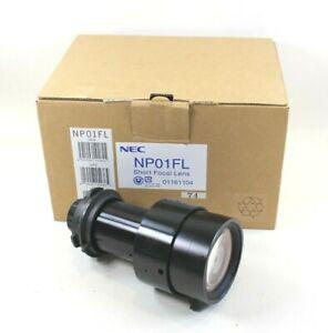 NEC Projector Lens (NP01FL) Short Focal Lens
