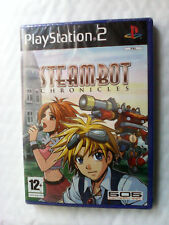 Videogame Steambot Chronicles PS2