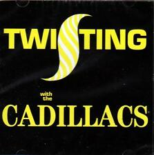 The Cadillacs - Twisting With The Cadillacs (NEW SEALED CD)