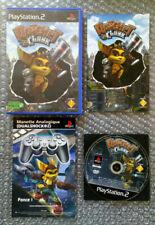 Ratchet & Clank  PS2 /  Pal Fr . complet
