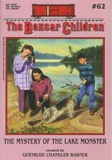The Boxcar Children Mysteries: The Mystery of the Lake Monster 62 (1998,...