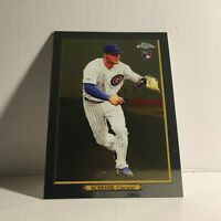 2020 Topps Chrome Chicago Cubs Nico Hoerner Rookie Card