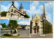 CP 27 Eure - Breteuil-sur-Iton - Multivues