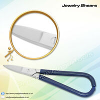 Prestige shears for jewelers metal snips cutters scissors sharp straight/curved
