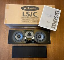 Used - Polk Audio LSiC Speaker - Home Theater Center Channel - Awesome Condition