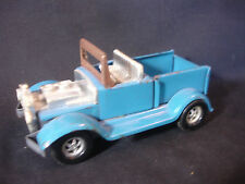 Old Vtg Collectible Pressed Steel Topper Pick-Up Truck Toy Made In Japan