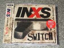 INXS Japan PROMO original CD obi SEALED Switch 1st issue limited edition MORE