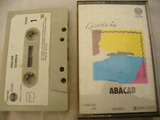 CASSETTE GENESIS ABACAB west German issue vertigo7144 162