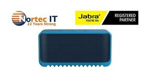 Jabra Solemate Mini BT Wireless Speaker - use iPhone, iPad and Android BLUE