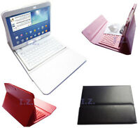 """Wireless Keyboard Folio Case Stand Cover for Samsung Galaxy Tab 3 10.1""""-GT-P5210"""