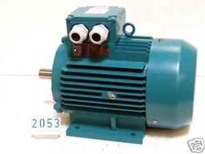 Brook Crompton T-DF112MA 4P B3 4kW electri motor(2053)