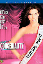 Miss Congeniality (DVD, 2005, Deluxe Edition) Sandra Bullock - BRAND NEW/SEALED