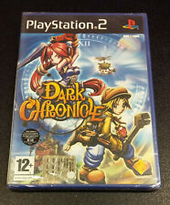 Dark Chronicle Playstation 2 PS2 edizione italiana prima stampa New & Sealed