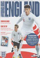 * ENGLAND U21 v KOSOVO UNDER 21 & v NETHERLANDS U20 - 5th/9th September 2019) *