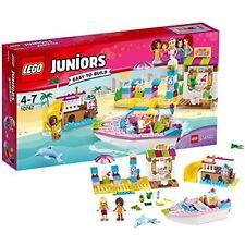 LEGO 10747-per ragazzi ANDREA E STEPHANIE'S Spiaggia Vacanza