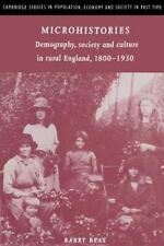 Cambridge Studies in Population, Economy and Society in Past Time:...