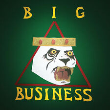 "Big Business Blacker Holes 7"" Vinyl Flexi Disc Record! non lp song! the melvins!"