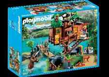PLAYMOBIL® 5557 Abenteuer-Baumhaus NEU OVP _Adventure Tree House NEW MISB NRFB