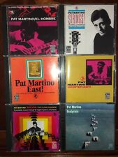 Pat Martino 6CD LOT #1: El Hombre, Strings, Desperado, East, Footprints, Baiyina