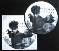 """NM! PRINCE LETITGO 7"""" VINYL Picture Pic Disc  LIMITED COLLECTOR'S EDITION #01168"""