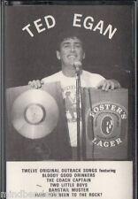 Ted Egan - Uniquely Australian RARE Cassette