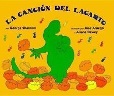 Lizard's Song (Spanish edition): La cancion del lagarto-ExLibrary