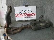 SUZUKI GSXR 600 K8 K9 2009 EXHAUST DOWNPIPES HEADERS (56)