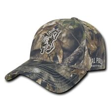NCAA Cal Poly University Mustangs Structured Hybricam Camouflage Caps Hats GBR