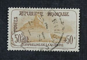 CKStamps: France Stamps Collection Scott#B8 Used
