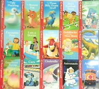 Read it Yourself with Ladybird Level 1,15 Books Collection Brand New