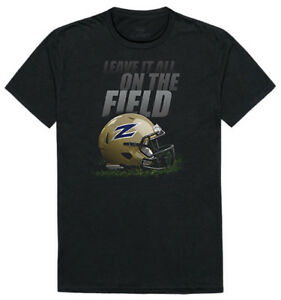 University of Akron Zips NCAA Gridiron T-Shirt