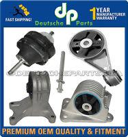 Mini R50 Engine Motor Mounts Manual Transmission Mount Bolt LH + RH Set of 5