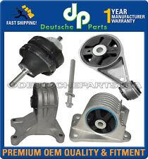 Mini R50 Motor Motor Montajes Transmisión Manual Montaje Perno LH + Rh Set Of 5