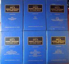 traité de chirurgie orthopédique de la hclinique campbell - 6 TOMES 1965
