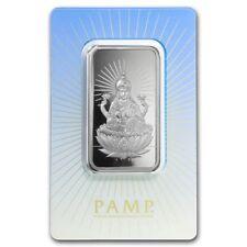 Lingot Suisse PAMP Hindu 1 Once argent pur 999 / LAKSHMI 1 Oz Fine Silver Bar