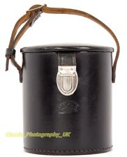 GENUINE Meyer-Optik Gorlitz Leather Lens Case 70x70mm for ZEISS Pancolar BIOTAR