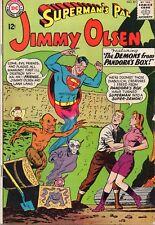 DC Superman's Pal Jimmy Olsen #81 (Dec. 1964) Mid Grade