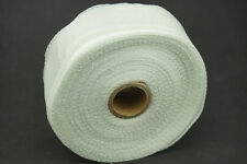25mm x 15m Fiberglass Cloth Tape E-Glass Glass Fiber Plain Weave Insulation