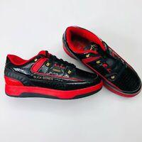 Troop Slick Series Black/Red/Gold Men's Size 10.5