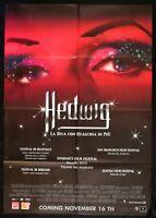 Manifesto Hedwig El Diva Con Algo En Más Hansel Schmidt Cameron M262
