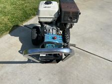 All American Pressure Washer With Cat Pump 3500psi4gpm