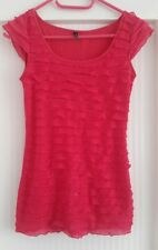 AMISU Shirt, pink, Größe XS