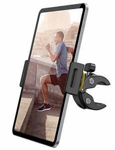 Lamicall Laufband Tablet Halter, Heimtrainer Fahrrad Tablet Halterung - Spinning